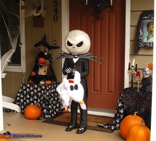 Jack the Pumpkin King, Jack Skellington - Jack the Pumpkin King Costume