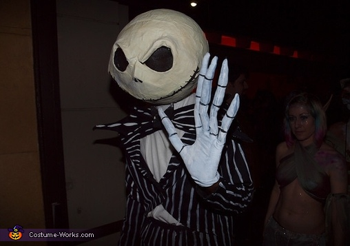Jack Skellington - Homemade costumes for men