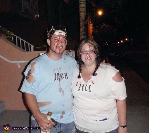 Jack and Jill Couple Costumes