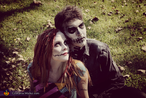 Jack and Sally , Jack and Sally Costume