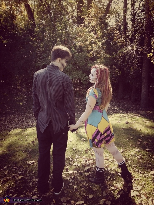Jack and Sally, Jack and Sally Costume