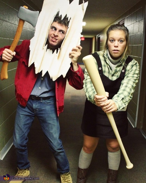 Jack And Wendy Torrance Costume