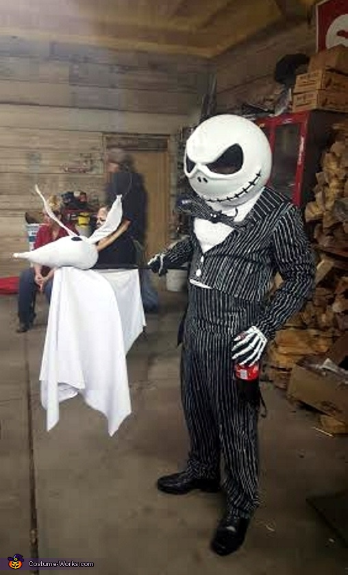 jack the pumpkin king costume - Halloween Jack Costume