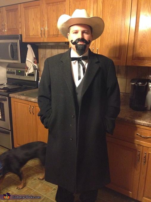 Jack Daniels Costume