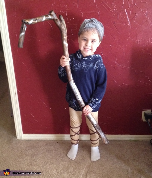 Jack Frost Costume