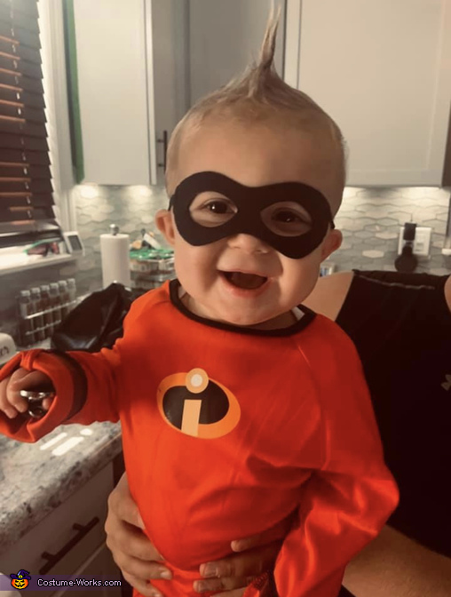 Jack Jack from The Incredibles Costume