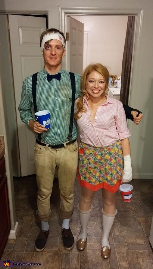 Jack & Jill Couples Costume