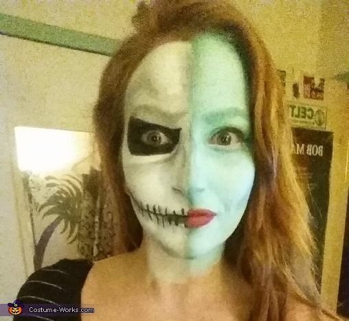 DIY Jack & Sally Costume