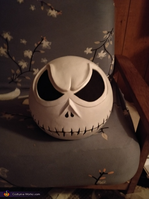 Jack Head, Jack Skellington Costume