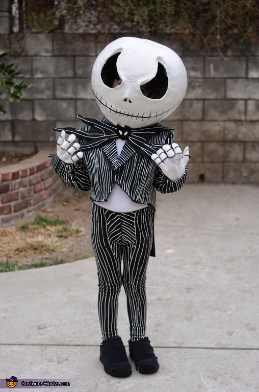 jack skellington costume - photo #20