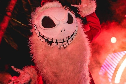 Jack Skellington - Sandy Claws (Santa), Jack Skellington a la Sandy Claws Costume