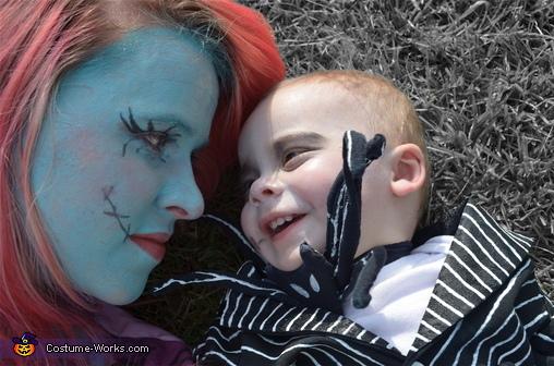 Jack Skellington and Sally!, Jack Skellington and Sally Costume