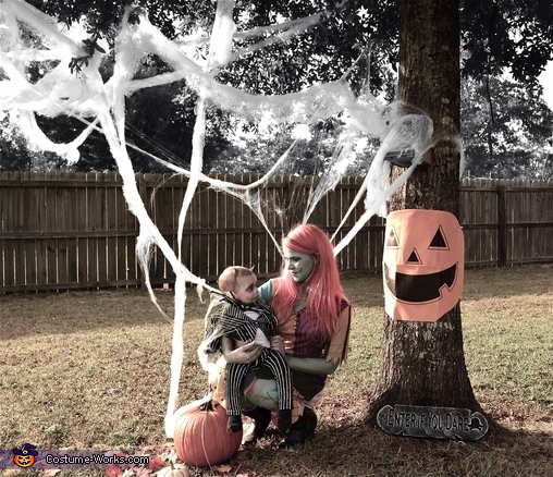 Jack Skellington and Sally!, Jack Skellington and Sally Costume