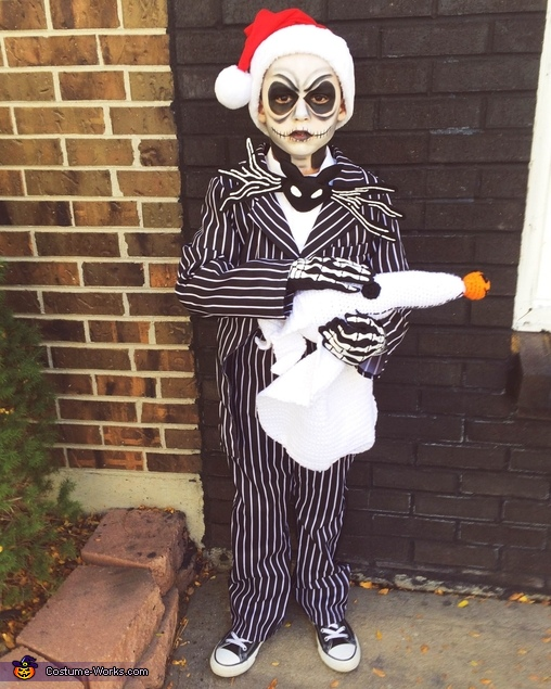 Jack Skellington Pumpkin King Costume