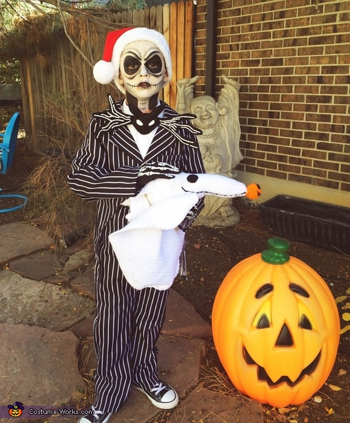 Jack Skellington Pumpkin King, Jack Skellington Pumpkin King Costume
