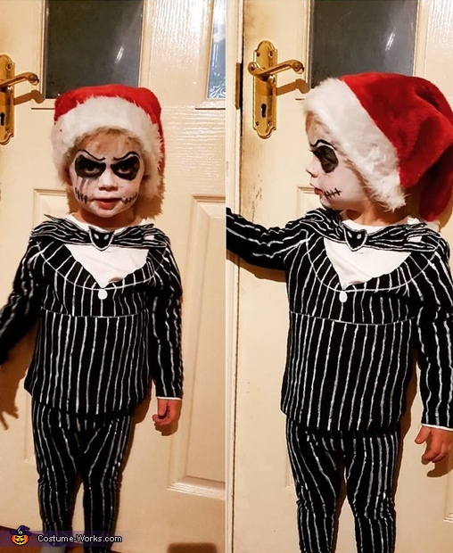 Jack Skellington, Jack Skellington Costume