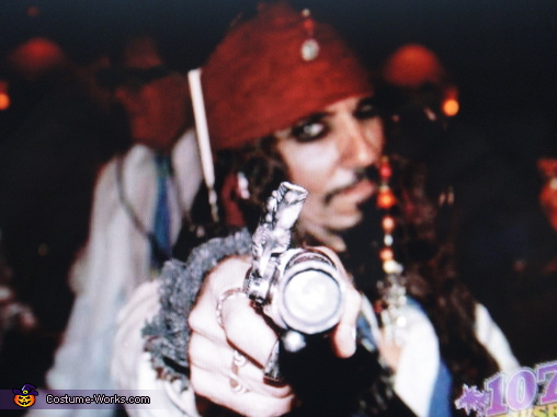 Pirate, Jack Sparrow Costume