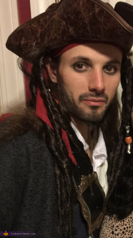 Jack Sparrow Homemade Costume