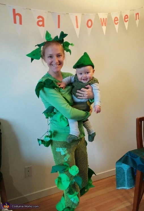 Jack, the Beanstalk and the Giant Costume