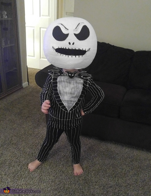 Jack the Pumkin King Costume