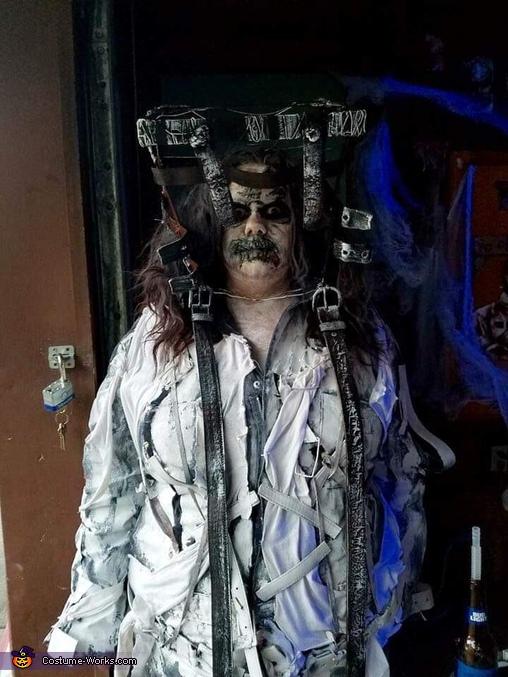 Jackal Costume