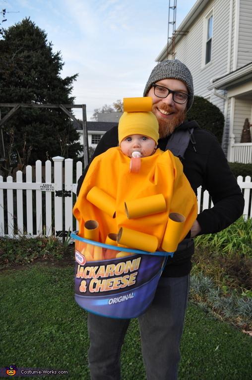 Jackaroni and Cheese Costume