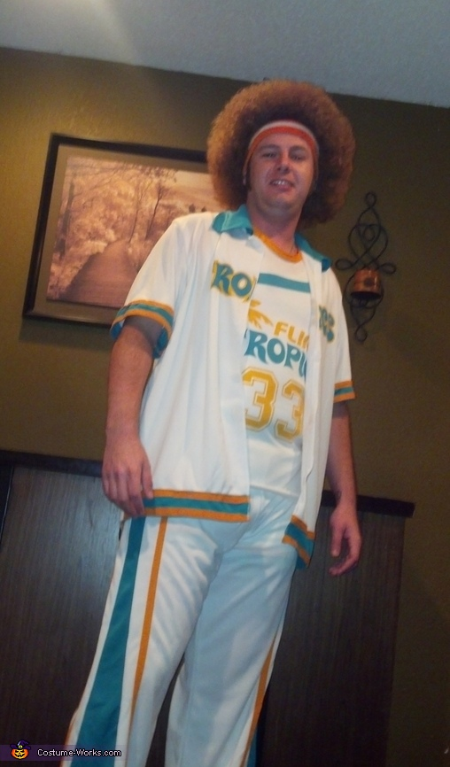 jackie moon from semi pro costume