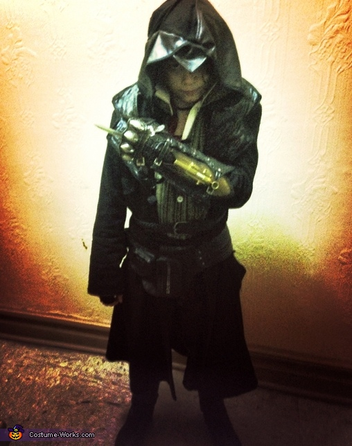 Jacob Frye Assassin's Creed Syndicate Costume