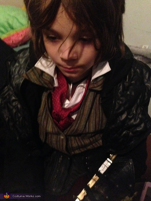 Jacob Frye Assassin's Creed Syndicate Homemade Costume