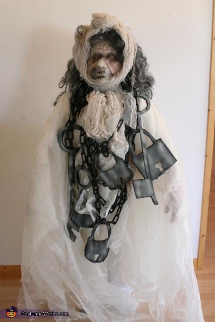 Jacob Marley Costume