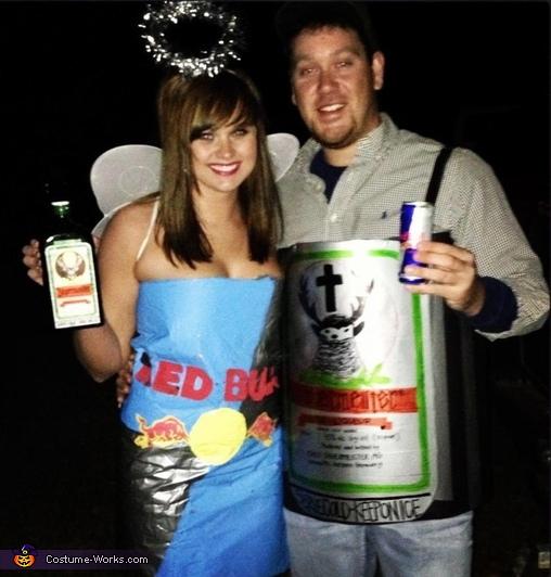 Jager Bomb Costume