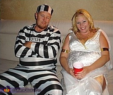 Jailhouse Rock - Homemade costumes for couples