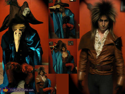 nothing, Nothing Tra La La !, Jareth the Goblin King Costume
