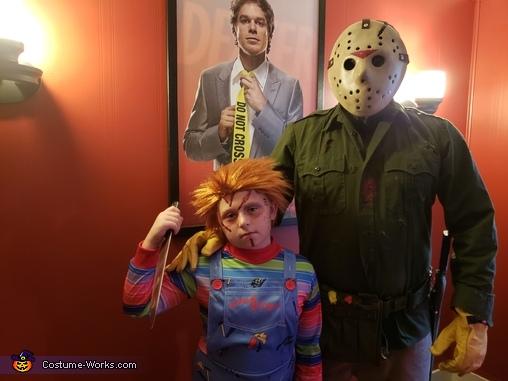 Jason Voorhees Homemade Costume