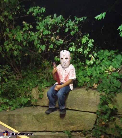 Jason Voorhees Homemade Costume