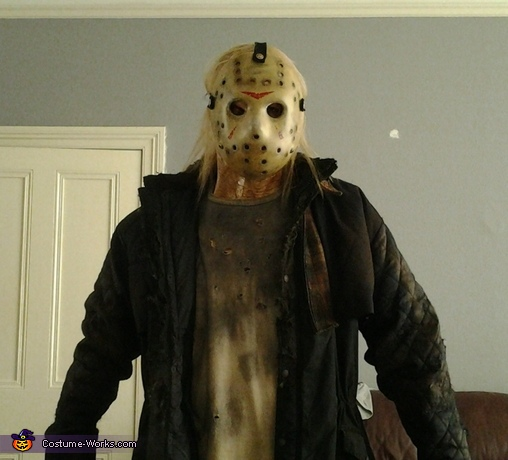 one more hockey mask shot, Jason Voorhees Friday the 13th Costume