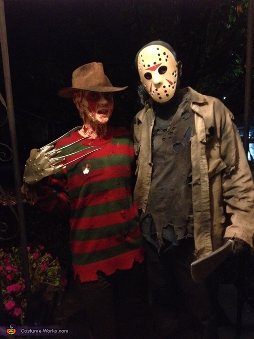 Freddy vs Jason, Jason Voorhees Friday the 13th Costume