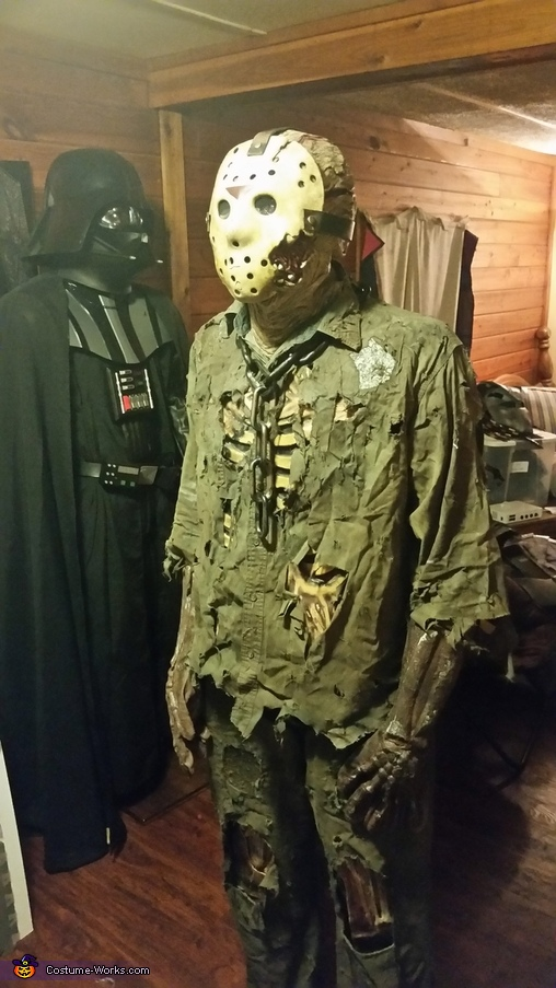 Jason Voorhees Part 7 Costume Photo 10 10