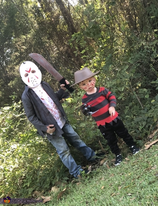 Jason vs Freddy Costume