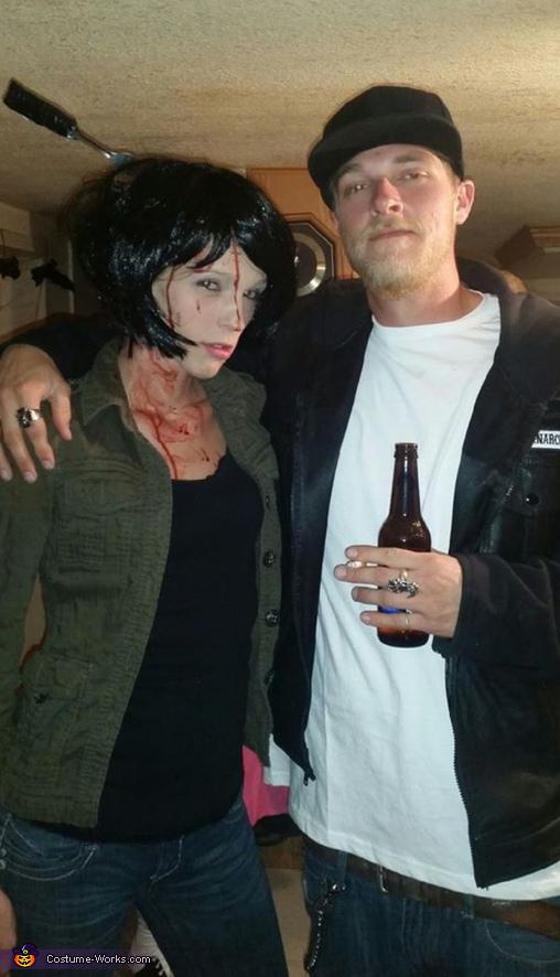 Jax and Tara Costume