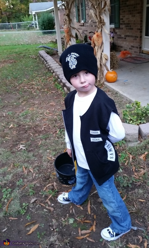 Jax Teller Costume