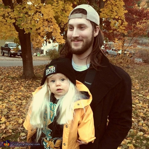 Jay and Silent Bob Costume