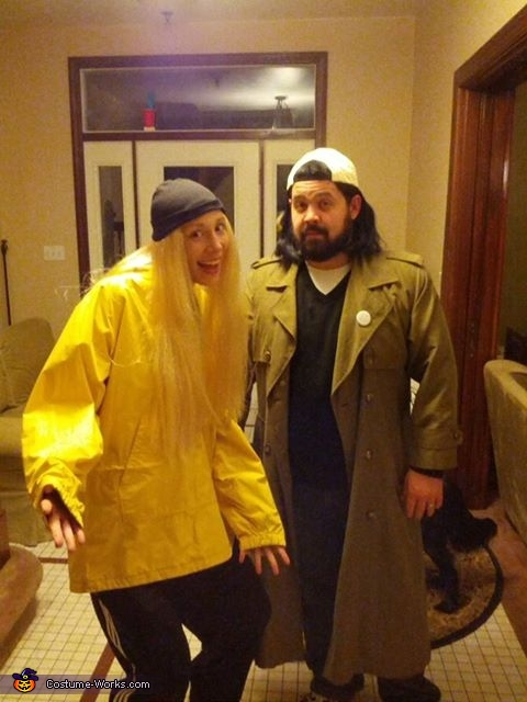 Jay and Silent Bob Strike Back Costume
