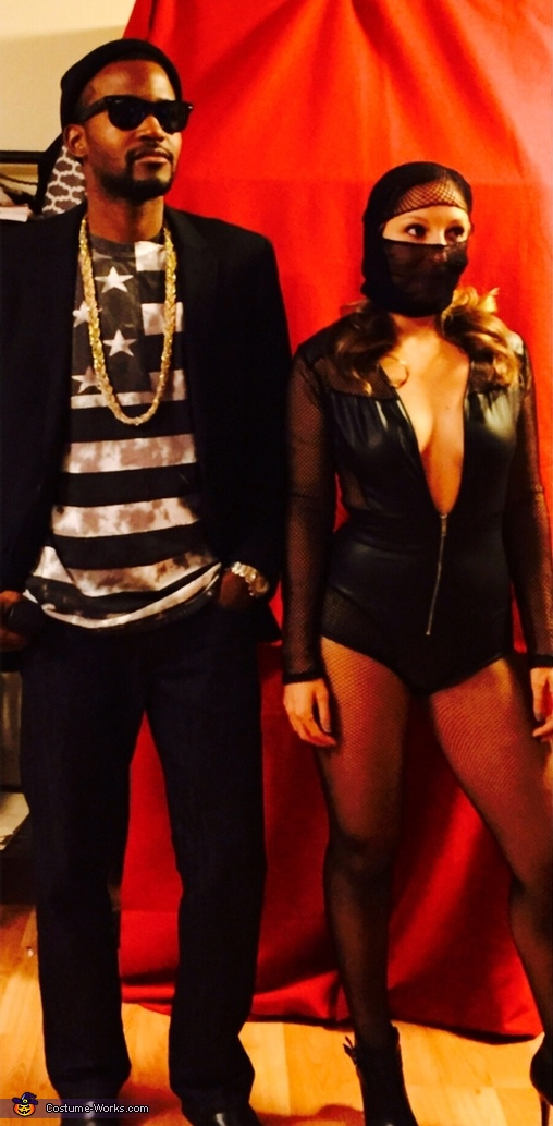 Jay Z And Beyonce Costume