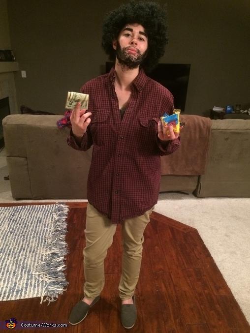 Jeff Homemade Costume
