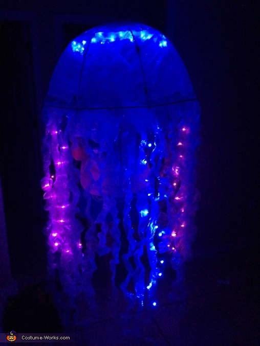 jelly Fish , Jelly Fish Costume