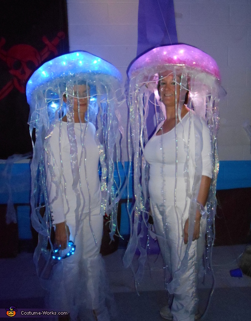 Jellyfish - Homemade costumes for women