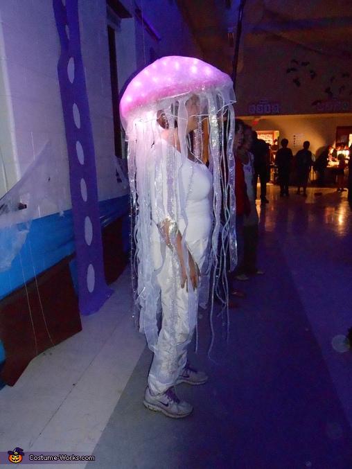 DIY Jellyfish Costumes