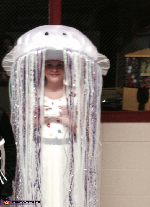 Jellyfish  costume , Jellyfish Halloween Costume