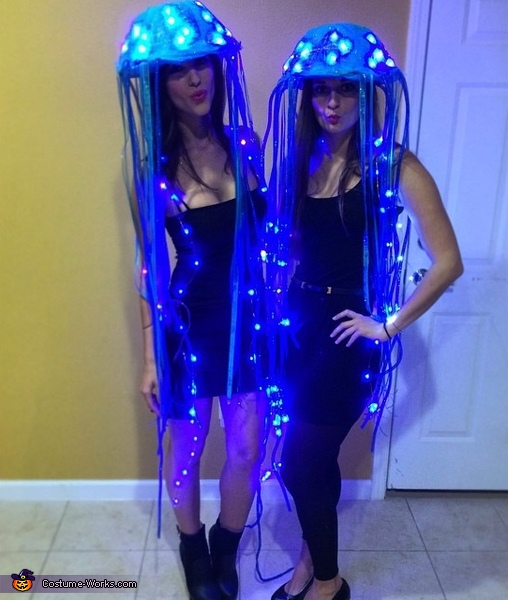 LED Jellyfish Costumes